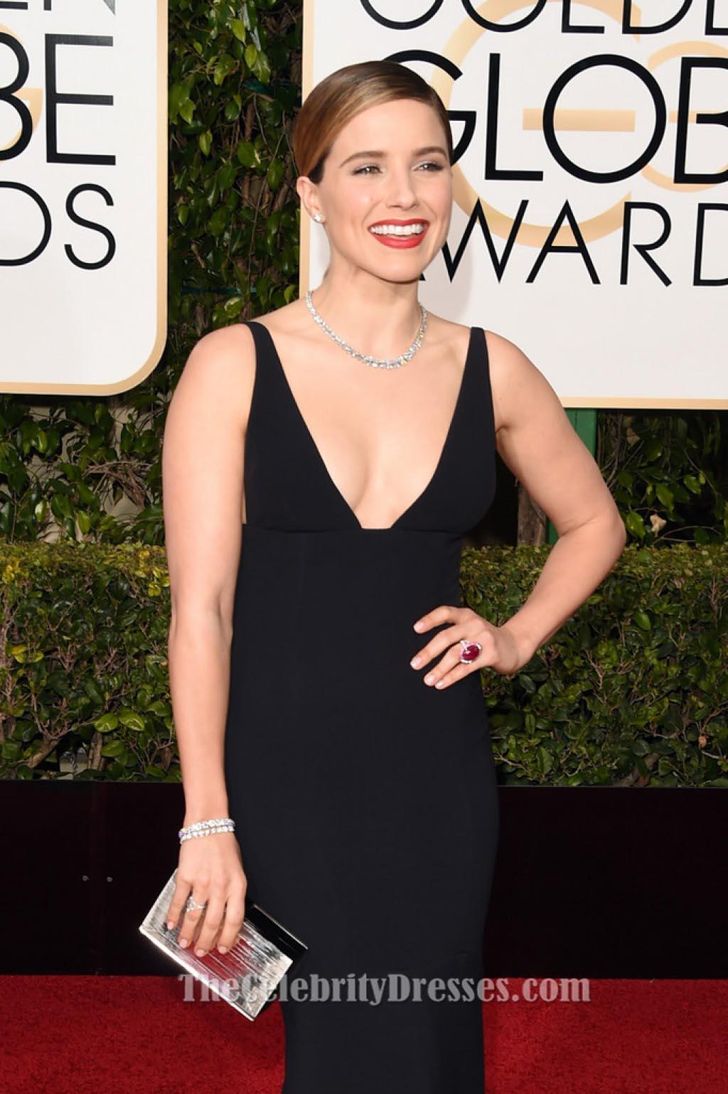 Jennifer Aniston Black Dress InStyle Awards 2018 ...