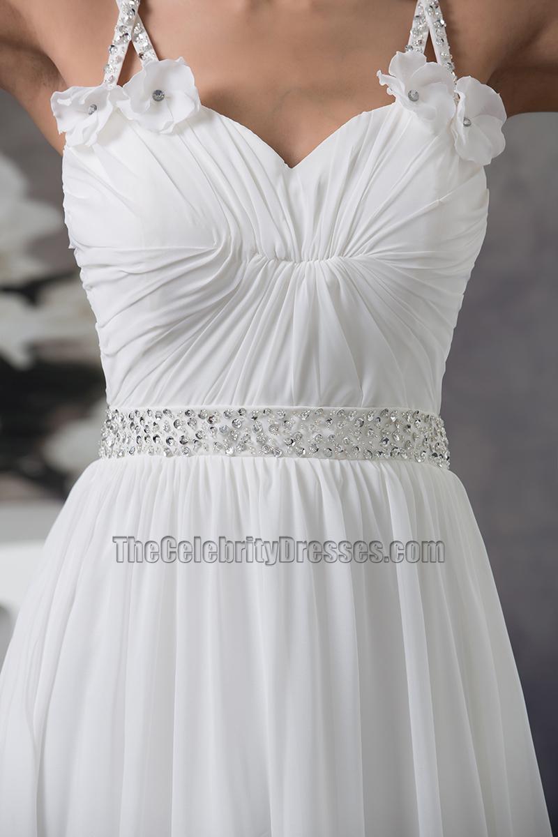 Kleid aus seiden chiffon von gigi hadid