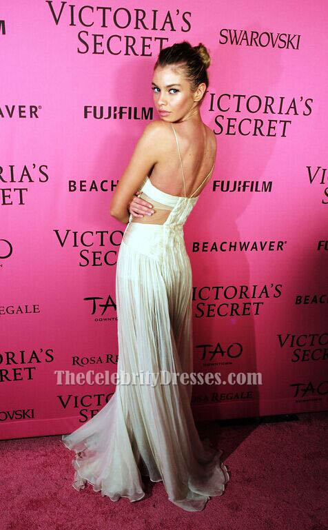 Stella Maxwell Abendkleid 2015 Victoria\'s Secret Fashion Nach Party ...