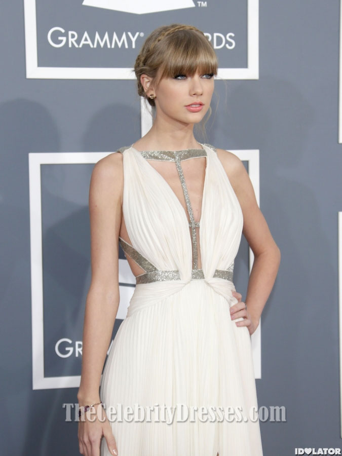 Taylor Swift Grammys 2013 Prom Dress Red Carpet Gown ...