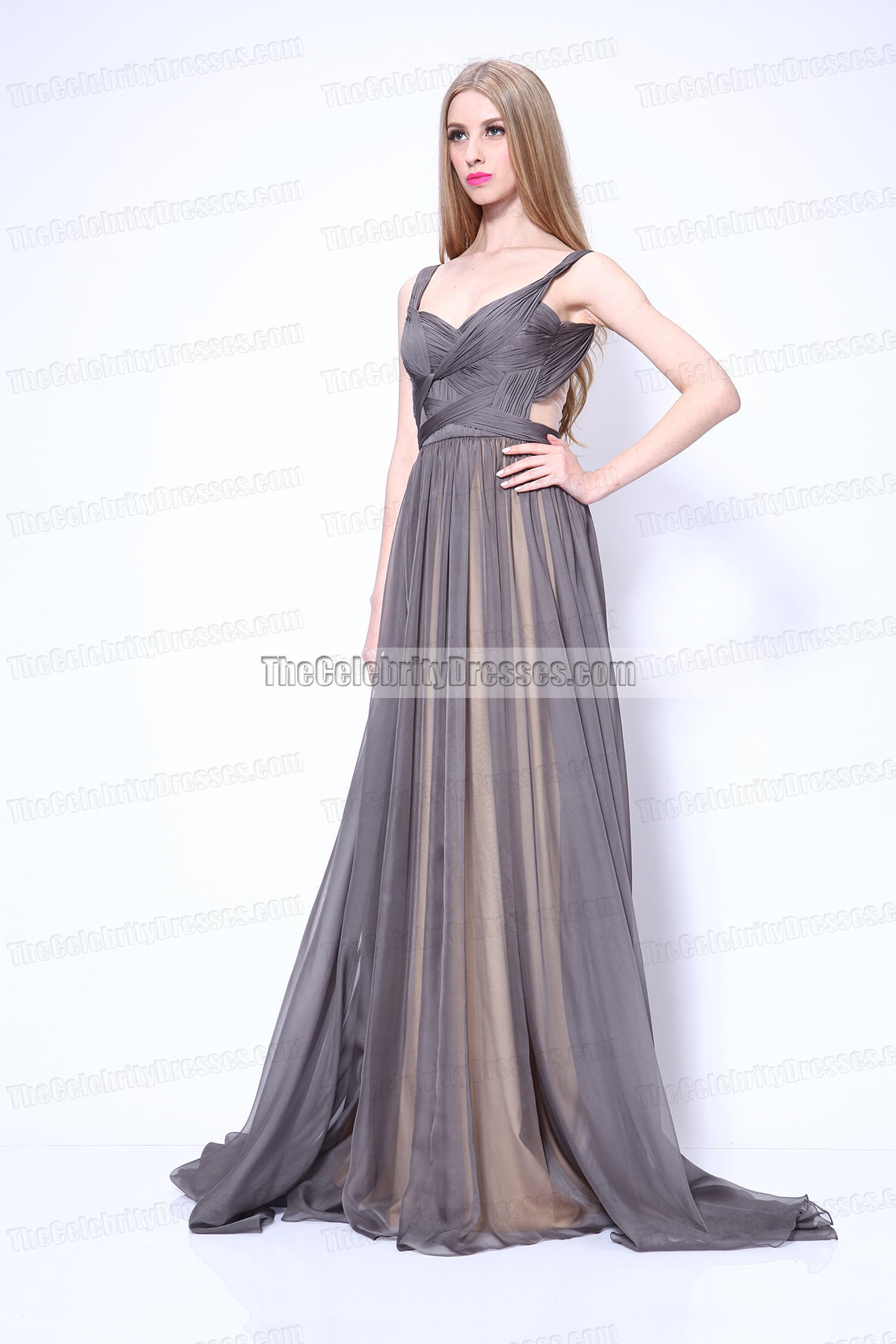 Katherine Heigl Prom Gown Formal Dress Paris \'One For The Money ...