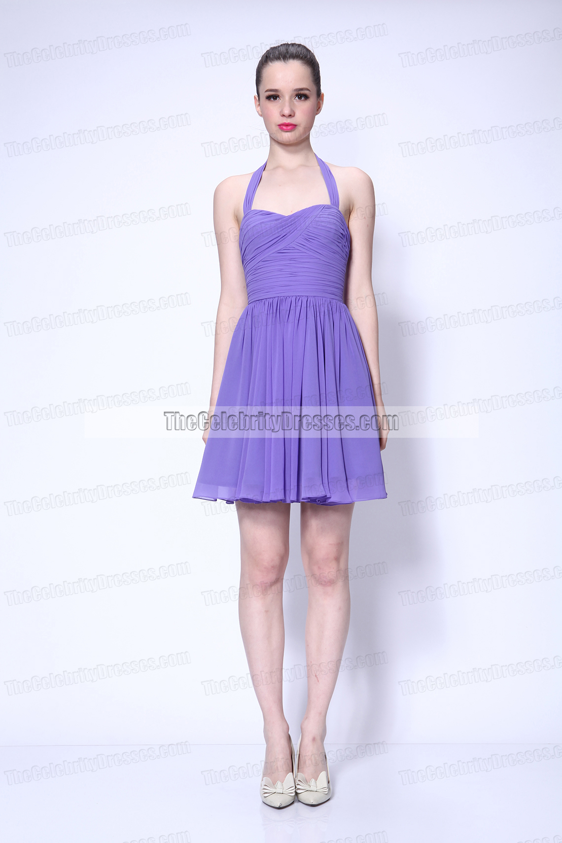 Taylor Swift Short Purple Dress Newark Speak Now Concert Party Dress