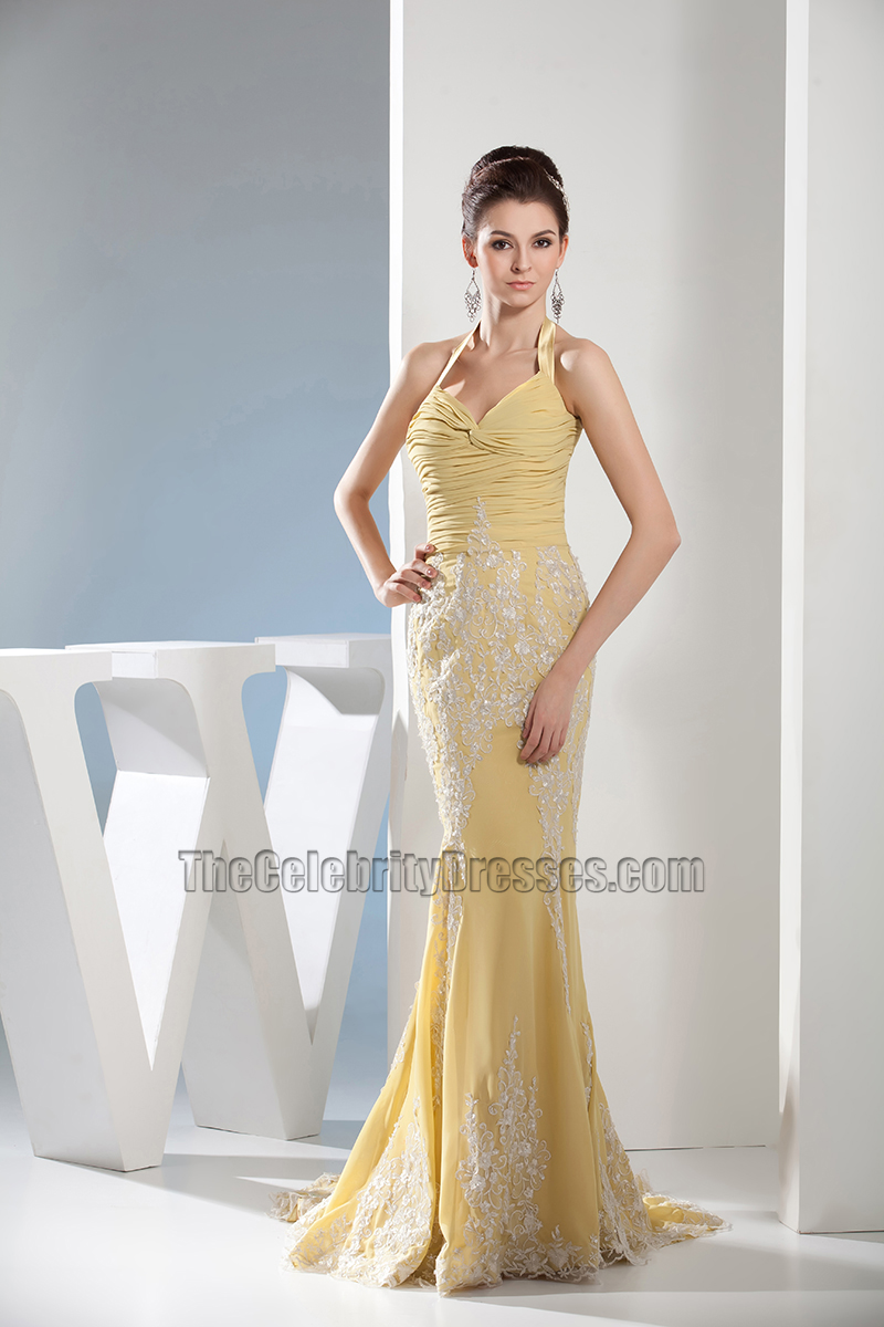 Trumpet/Mermaid Embroidery Chiffon Evening Dress Formal Gown ...