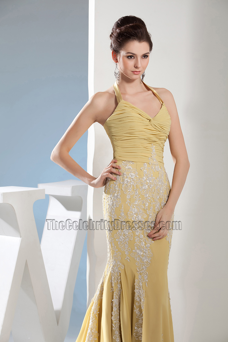 Trumpet/Mermaid Embroidery Chiffon Evening Dress Formal ...