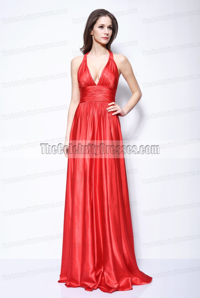 Vanessa Hudgens Rote Prom Abendkleid High School Musical 2 Premiere ...