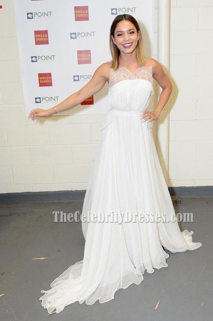 Vanessa Hudgens Wedding Dress