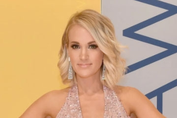 Carrie Underwood Dresses