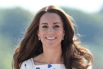 Kate Middleton Robes