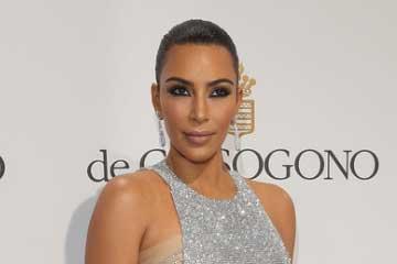 Kim Kardashian kleider