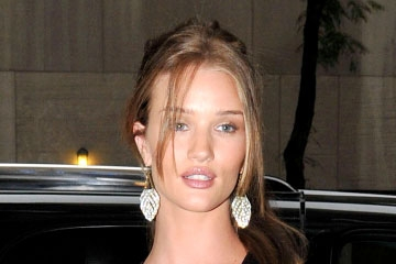 Rosie Huntington-Whiteley Robes