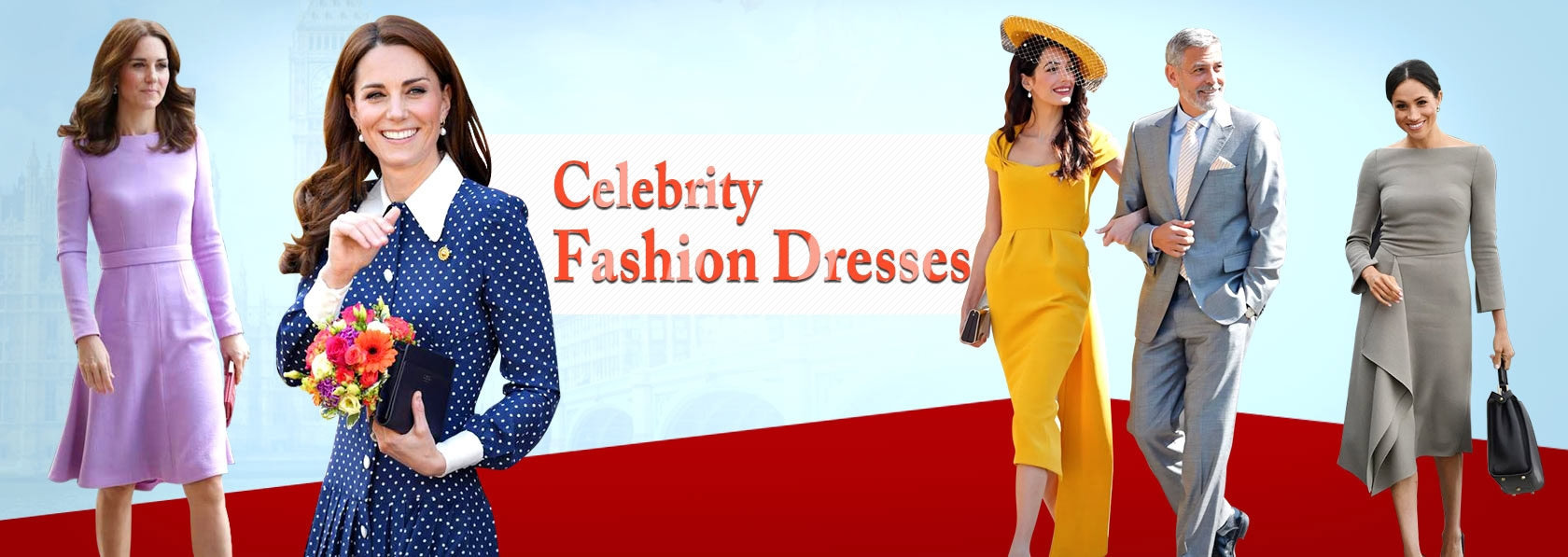 Celebrity Fashion Dresses