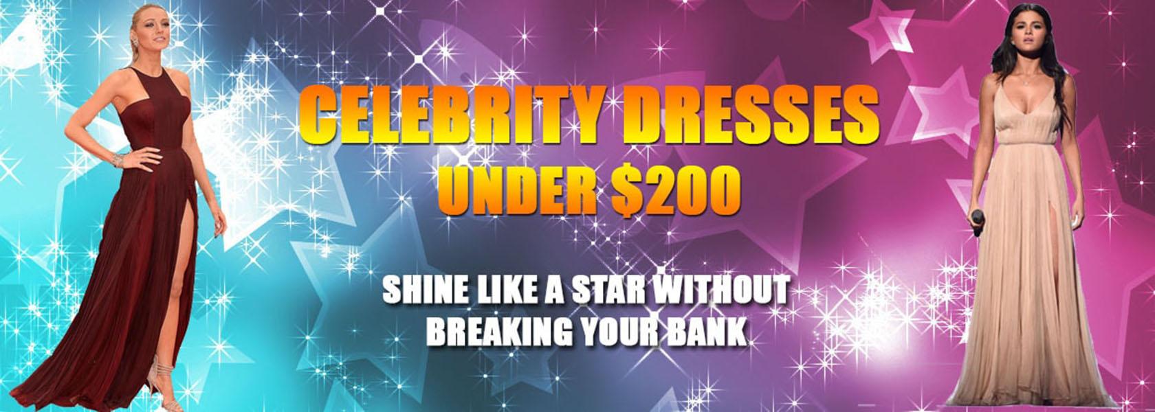 best celebrity dresses